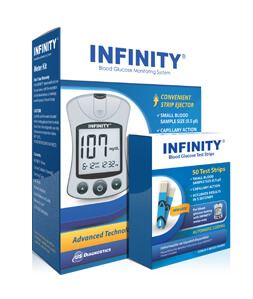 INFINITY® Blood Glucose Monitoring System