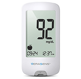 VERASENS® Blood Glucose Monitoring System